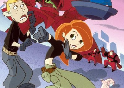 Cast Scene from Disney's Kim Possible