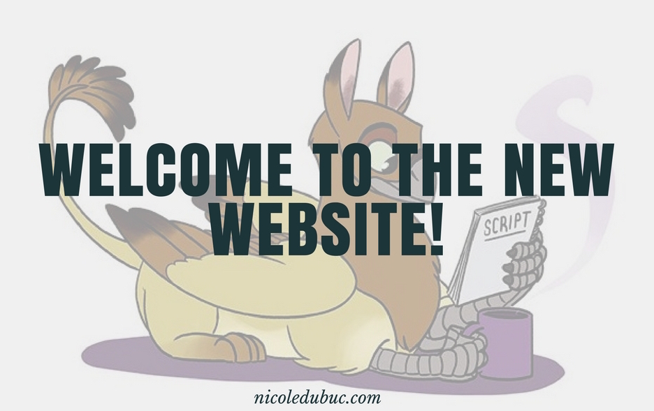 Welcome to My New Website